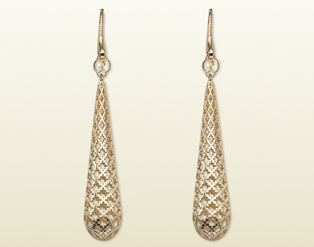 Gucci Diamantissima Earrings