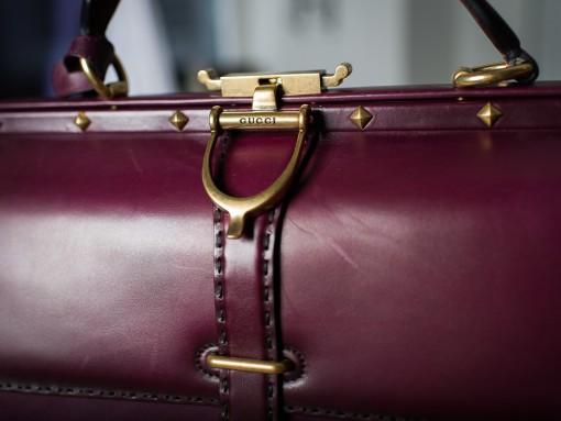 Gucci Lady Stirrup Top Handle Bag (1)