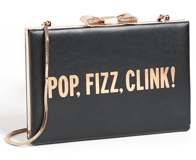Kate Spade All That Glitter Emanuelle Frame Clutch