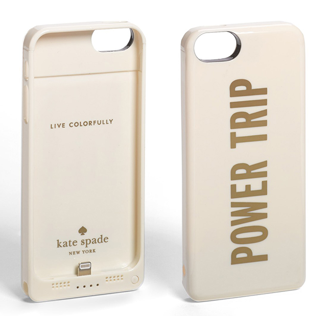 Kate Spade Power Trip iPhone 5 Charger Case