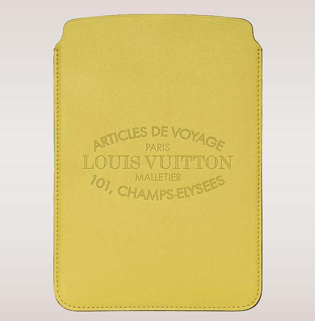 Louis Vuitton Softcase iPad Mini Case