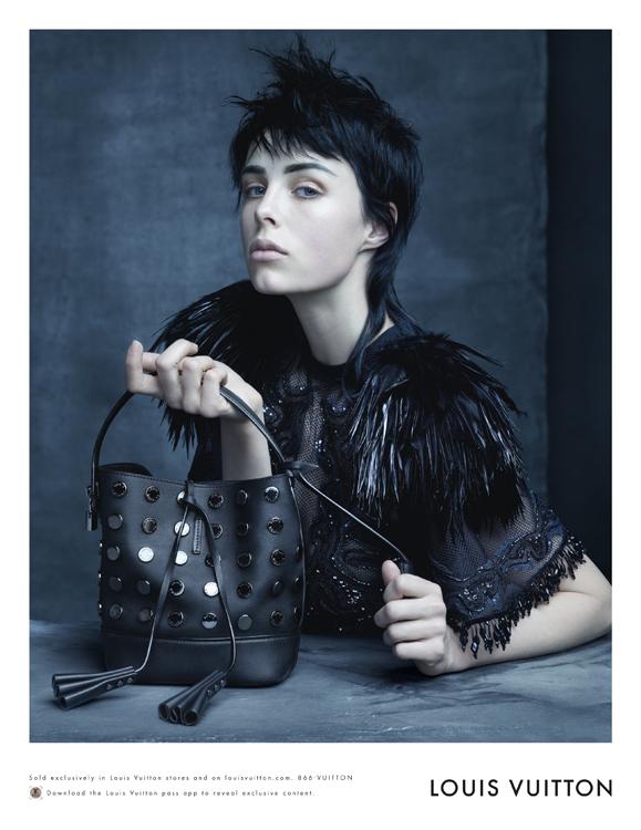 Louis Vuitton Spring 2014 Ad Campaign 5