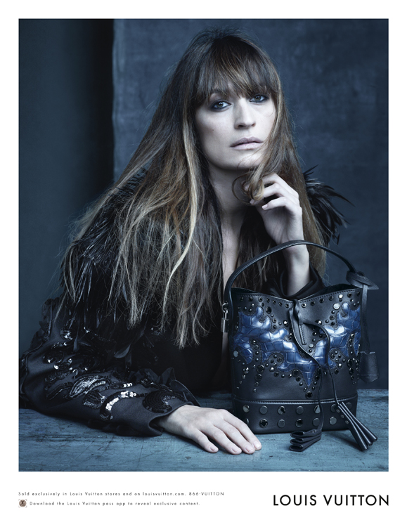 Louis Vuitton Spring 2014 Ad Campaign 6