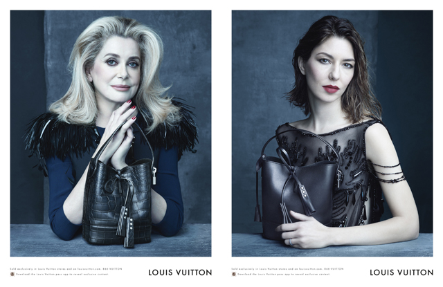 Louis Vuitton Spring 2014 Ad Campaign