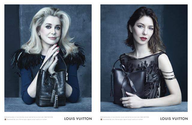 Louis Vuitton Spring 2014 Ad Campaign