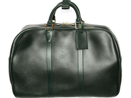 Louis Vuitton Vintage Epi Travel Bag