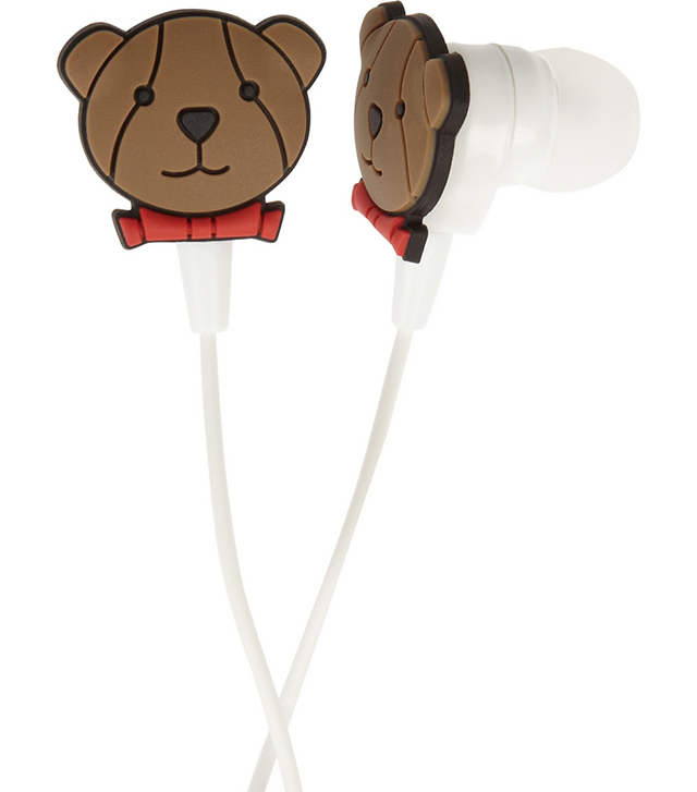Moschino Gennarino Bear Earbuds