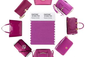 "You're Going to Want a ""Radiant Orchid"" Bag in 2014 Because Pantone Says So"