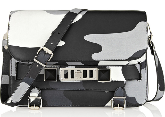 Proenza Schouler Camouflage PS11 Bag