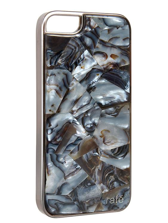 Rafe Black Agate iPhone 5 Case