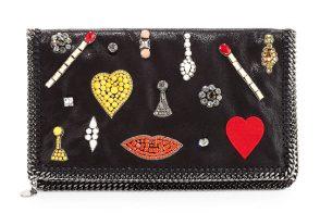 Love It or Leave It: Stella McCartney Falabella Embellished Clutch