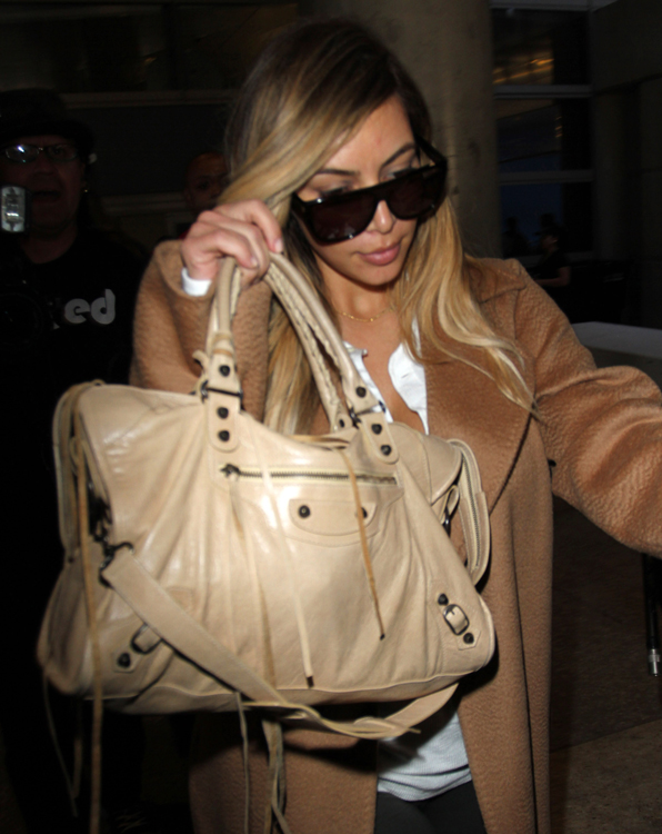 The Many Bags of Kim Kardashian 10