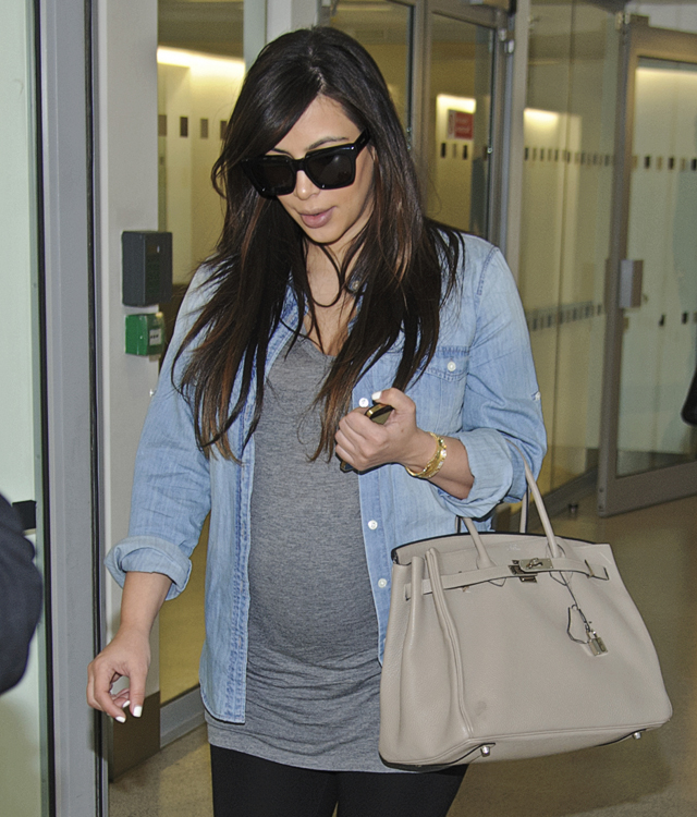 The Many Bags of Kim Kardashian 14