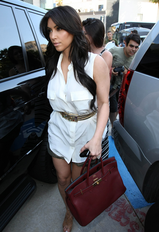 The Many Bags of Kim Kardashian 33