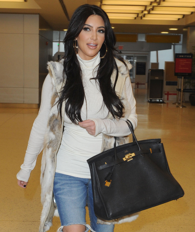 The Many Bags of Kim Kardashian 4