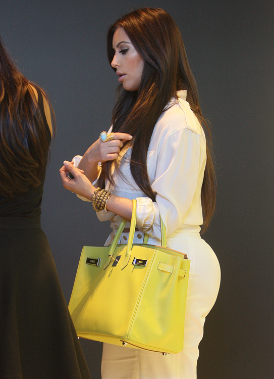 The Many Bags of Kim Kardashian 40