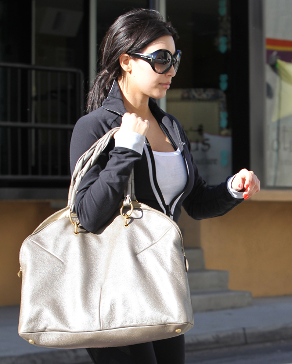 The Many Bags of Kim Kardashian 43