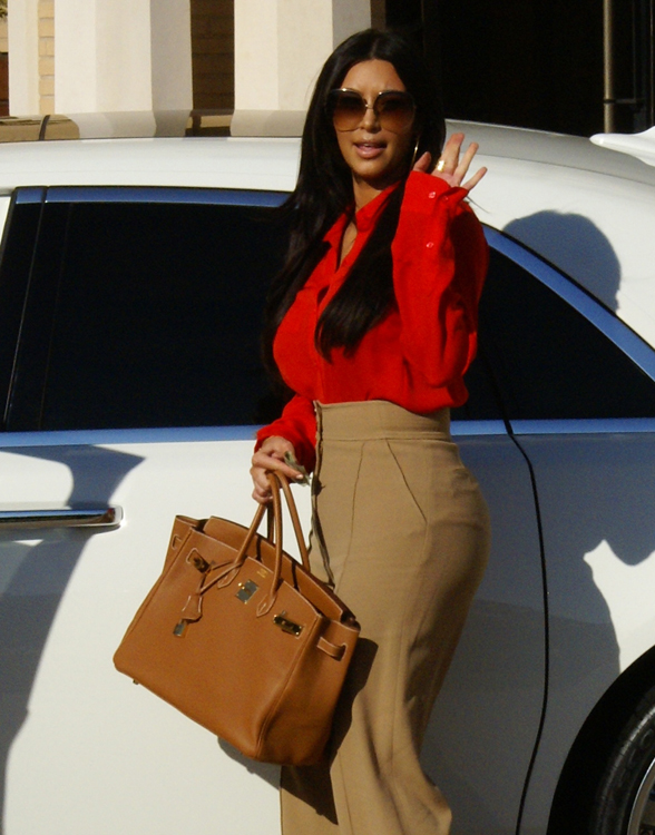 The Many Bags of Kim Kardashian 5