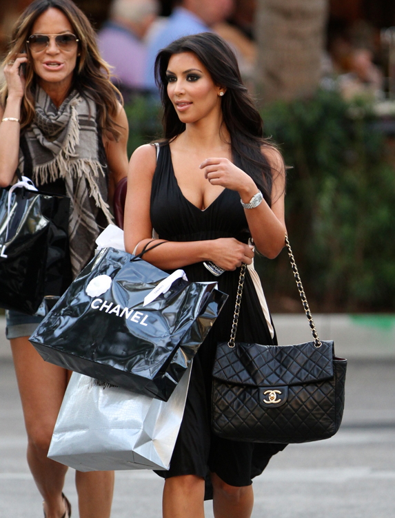 The Many Bags of Kim Kardashian 68