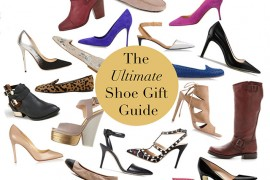 The Ultimate Shoe Gift Guide