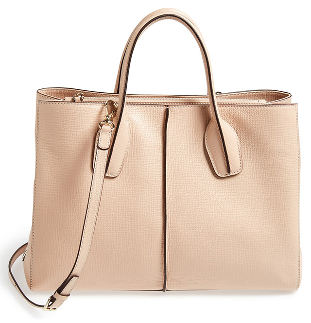Tods D-Styling Lavoro Tote