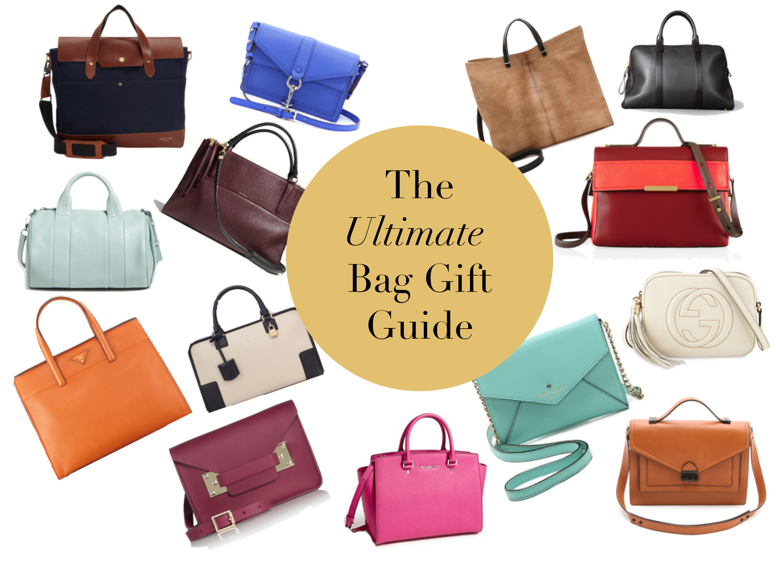 Ultimate Bag Gift Guide