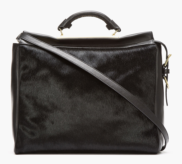 3.1 Phillip Lim Calf Hair Ryder Bag