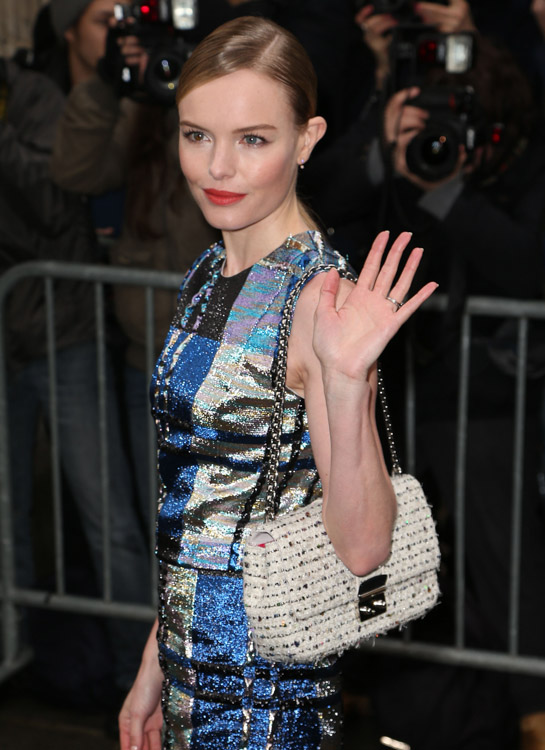 Celebrity Handbags at Paris Couture Week-3