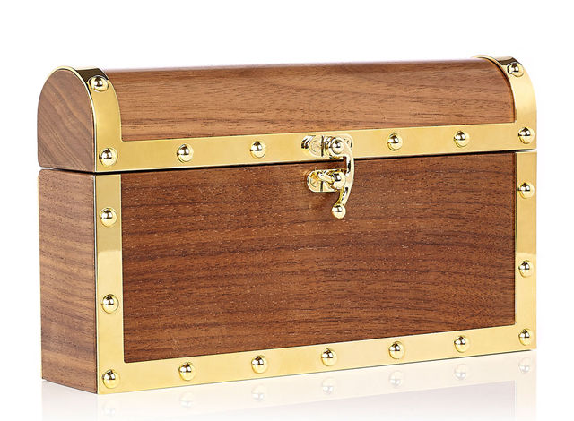 Charlotte Olympia Treasure Chest Clutch