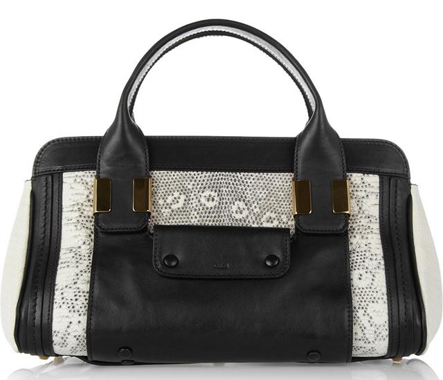 Chloe Alice Watersnake Bag
