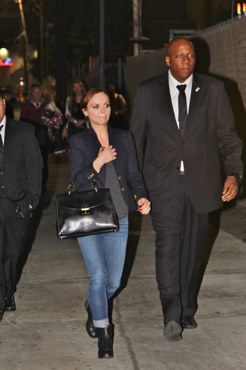 Christina Ricci Marc Jacobs The 1984 Satchel-2