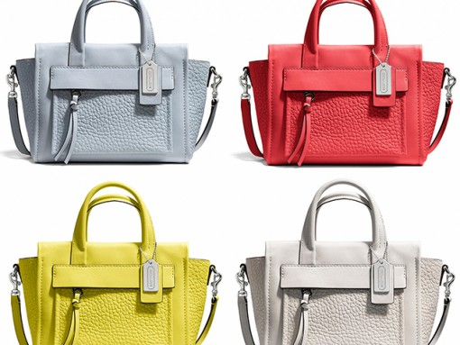 Coach Bleecker Mini Pocket Carryall