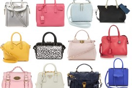 Shrink Ray Strikes Spring 2014 Handbags; All Your Favorite Designers Affected
