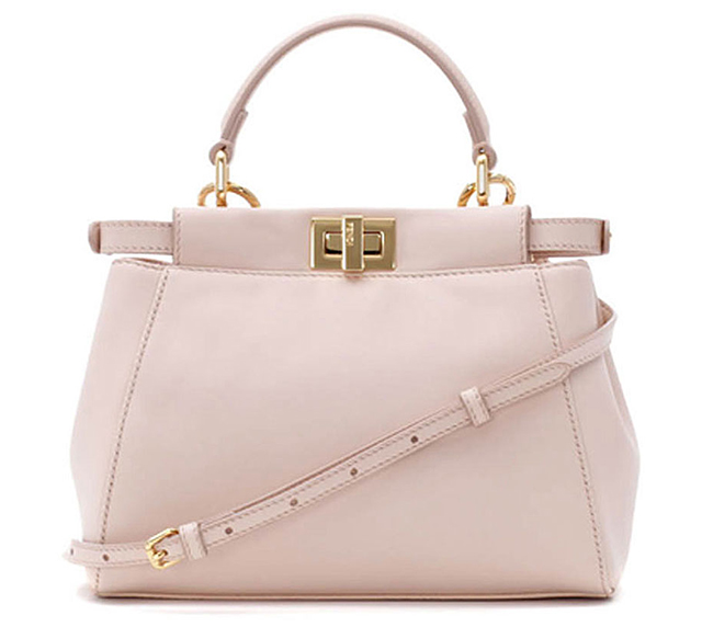 Fendi Mini Peekaboo Bag
