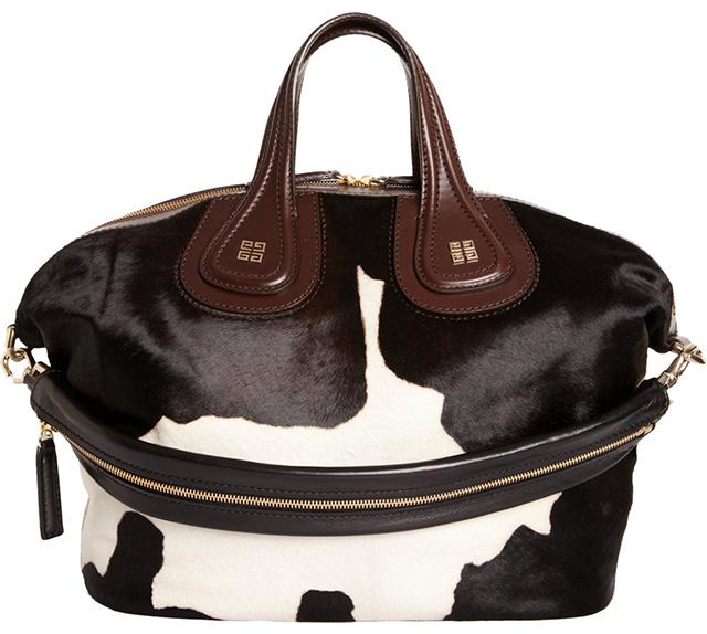 Givenchy Calf Hair Nightingale Bag