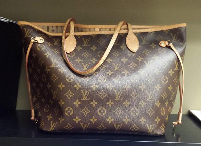 Louis Vuitton Neverfull Monogram Tote