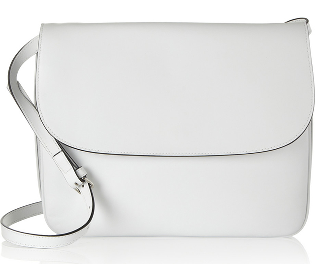 Marni Leather Flap Shoulder Bag