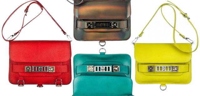 Proenza Schouler PS11 bags