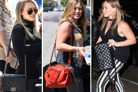 The Many Bags of Hilary Duff, Part Two