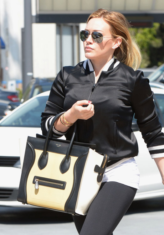 The Many Bags of Hilary Duff Part Two-4