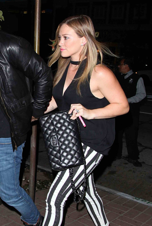 The Many Bags of Hilary Duff Part Two-5