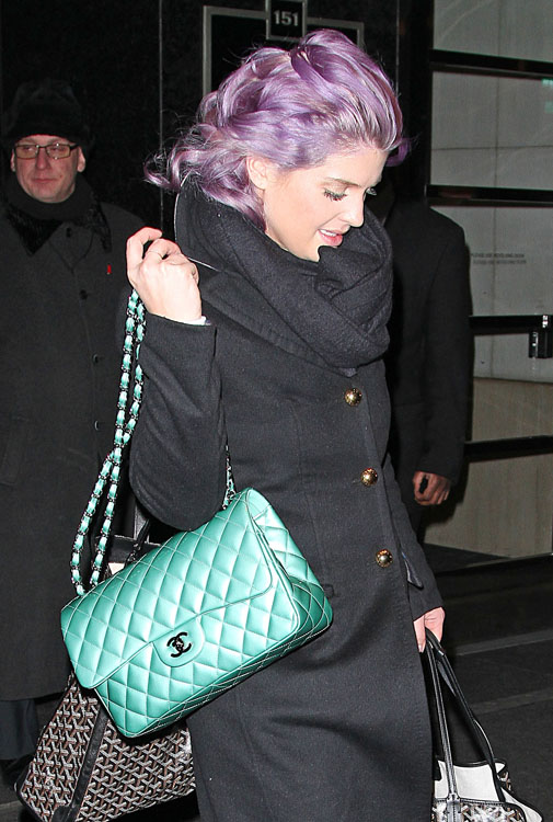 The Many Bags of Kelly Osbourne 10