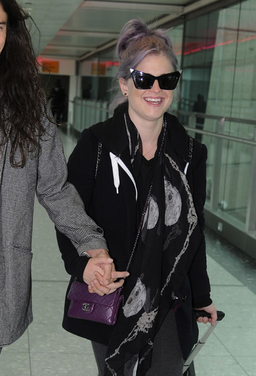 The Many Bags of Kelly Osbourne 14