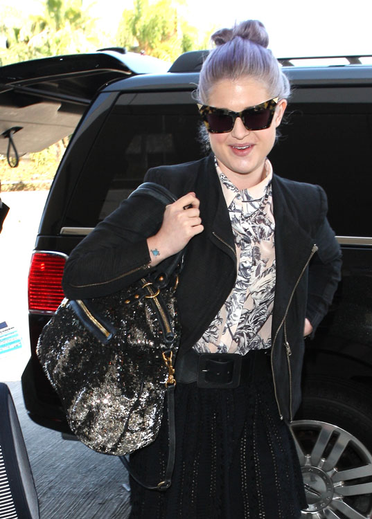 The Many Bags of Kelly Osbourne 18