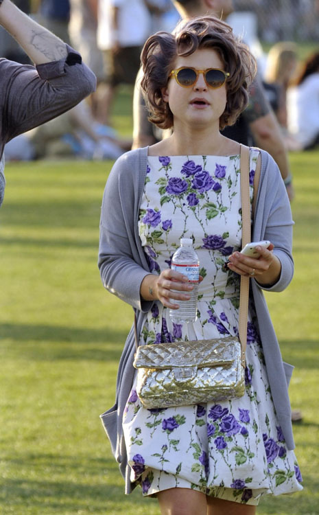 The Many Bags of Kelly Osbourne 24