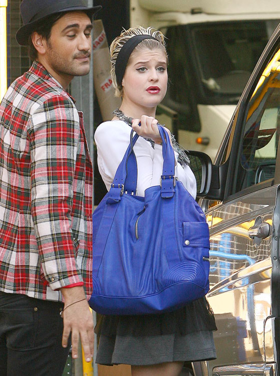 The Many Bags of Kelly Osbourne 26