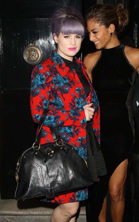The Many Bags of Kelly Osbourne 9