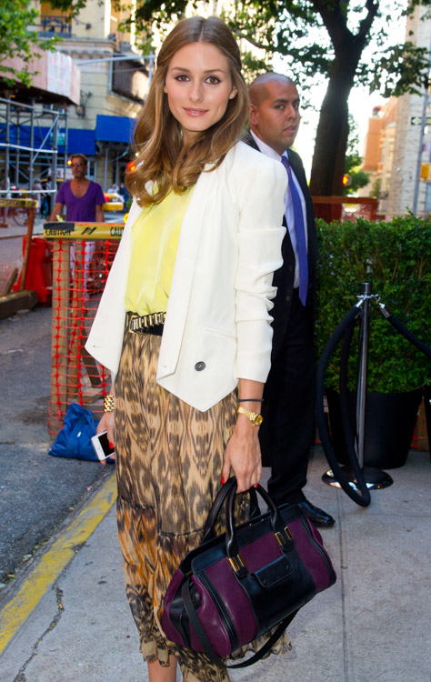 The Many Bags of Olivia Palermo Part Two-2