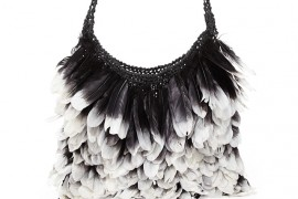Love It or Leave It: Tom Ford Feather Hobo