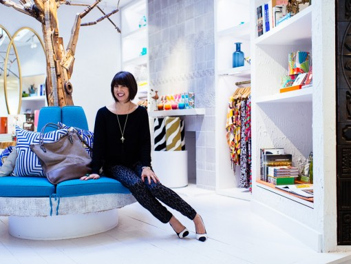 What's In Her Bag: Trina Turk